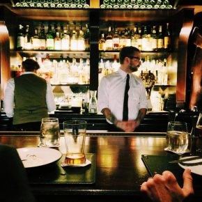 How I Landed One Of My Best Clients At A Bar